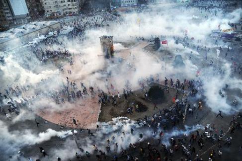 Hacettepe'den 346 öğretim elemanı: Devlet şiddetini kınıyoruz