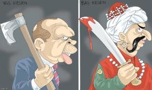 AKP'nin Ortadoğu'da emperyalist planları hayata geçirmek ve gerici   projelerini hayata geçirmek için attığı mezhepçi politikaların sembolü Başlı başına bir doğa katliamı olan 3. köprüye Alevi katliamlarına imza atan Yavuz Sultan Selim adı verilmesi oldu.